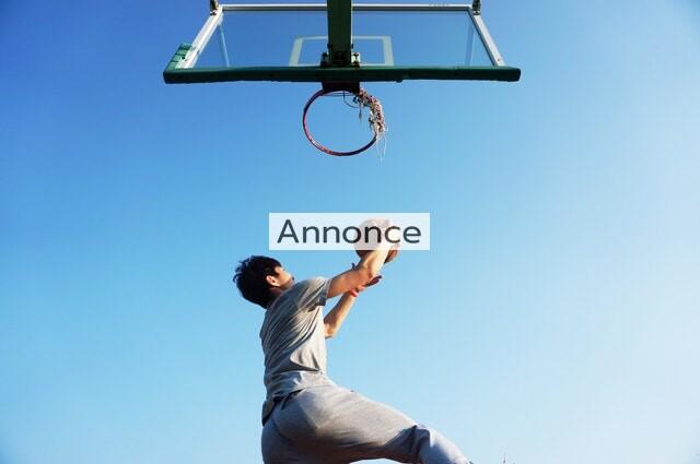 basketball spil derhjemme
